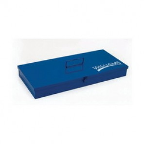 Williams® TB-35 Socket Set Toolbox, 1-3/4 in H x 14-1/2 in W x 5-1/2 in D, 22 ga THK, Cold Rolled Steel