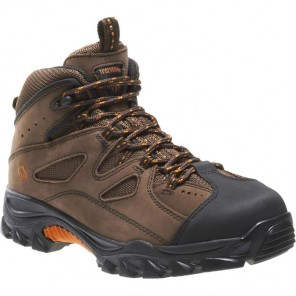 Men's Wolverine Hudson Steel-Toe EH Work Boot