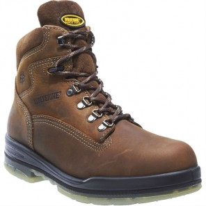 "Men's Wolverine DuraShocks Waterproof Insulated 6"" Boot"