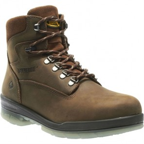 "Men's Wolverine DuraShocks Waterproof Insulated Steel-Toe EH 6"" Boot"