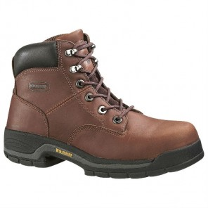 Men's Wolverine Harrison Lace-Up 6'' Work Boot