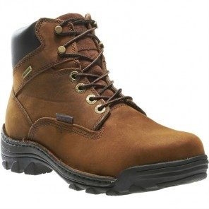"Men's Wolverine Durbin Waterproof 6"" Steel-Toe EH Work Boot"